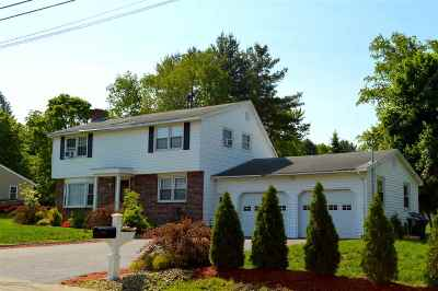 Nashua Single Family Home For Sale: 10 Mizoras Drive