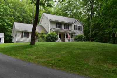 Center Harbor Single Family Home For Sale: 30 Hawkins Pond Road