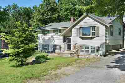 Merrimack Single Family Home For Sale: 14 Tanglewood Way