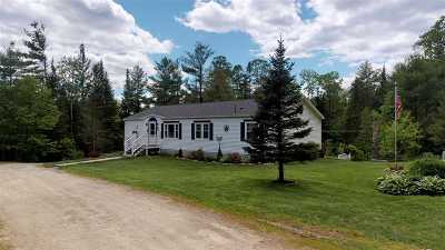 Barnstead Mobile/Manufactured Active Under Contract: 139 Province Road