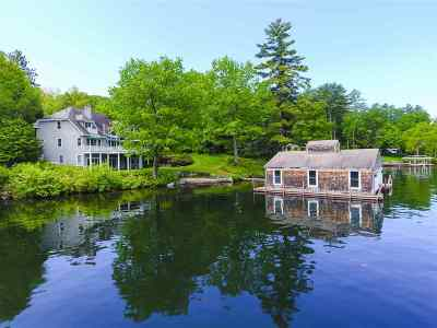 Wolfeboro Single Family Home For Sale: 40 Stonehenge Road