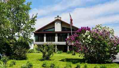 Alburgh Single Family Home For Sale: 309 West Shore Road