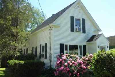 Dover Single Family Home For Sale: 6 Hilton Road