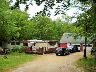 Northwood Mobile/Manufactured For Sale: 147 Ridge Road