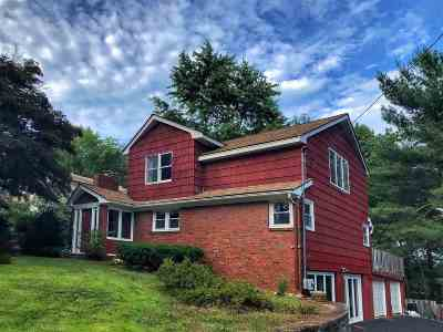 Salem Single Family Home For Sale: 16 Bailey Road