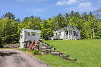 Warren Single Family Home For Sale: 45 Lund Lane