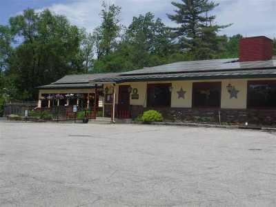 Castleton Commercial For Sale: 272 Route 4a West Road