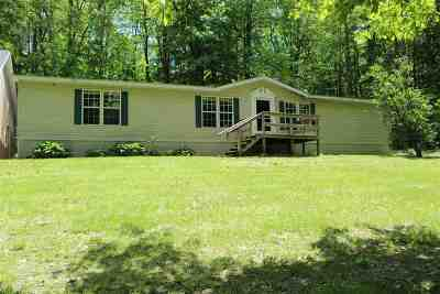 Franklin Single Family Home For Sale: 2820 Hanna Road