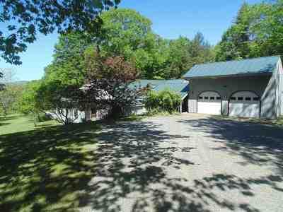 Rumney Single Family Home For Sale: 2425 Buffalo Road