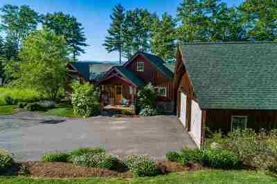 Laconia Single Family Home For Sale: 14 Yachtsmans Ridge