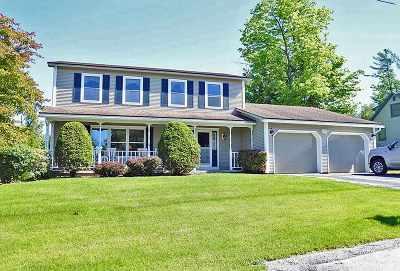 Rutland, Rutland City Single Family Home For Sale: 10 Rachel Drive