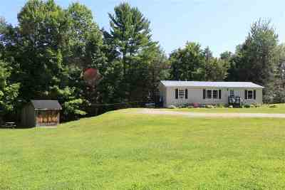 Berkshire Single Family Home For Sale: 643 Hill Top Drive