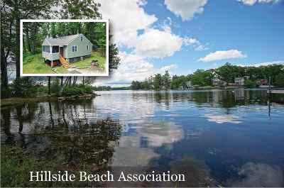 Salem Single Family Home For Sale: 244 Shore Drive