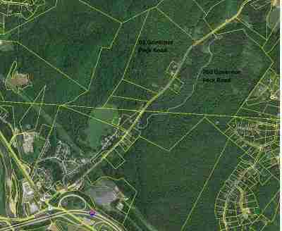 Chittenden County Residential Lots & Land For Sale: 91 Governor Peck Road