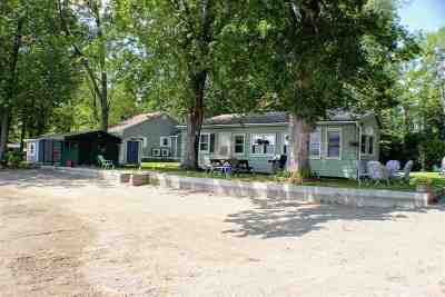 Franklin County Single Family Home For Sale: 1681 Samson Road
