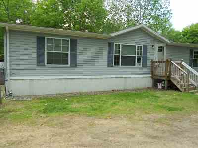 Belmont Single Family Home For Sale: 576 Province Road
