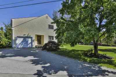 Nashua Condo/Townhouse For Sale: 1 Ryan Way #1