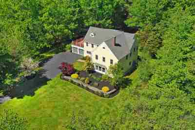 Rye Single Family Home For Sale: 44 Pioneer Road