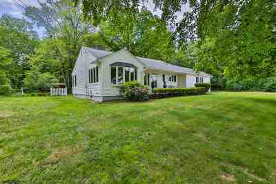 Manchester Single Family Home Active Under Contract: 690 Goffstown Road