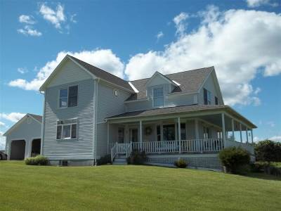 Orwell Single Family Home For Sale: 289 Mt Independence Road