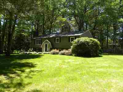 Londonderry Single Family Home Active Under Contract: 15 Kitt Lane