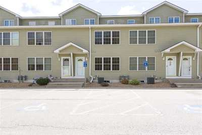 Belknap County, Carroll County, Cheshire County, Coos County, Grafton County, Hillsborough County, Merrimack County, Rockingham County, Strafford County, Sullivan County Condo/Townhouse For Sale: 10 Steeple Chase Road