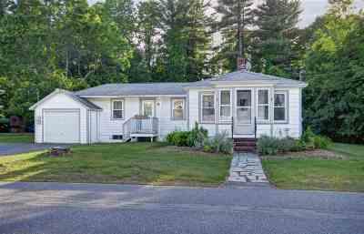 Salem Single Family Home For Sale: 18 Granite Avenue