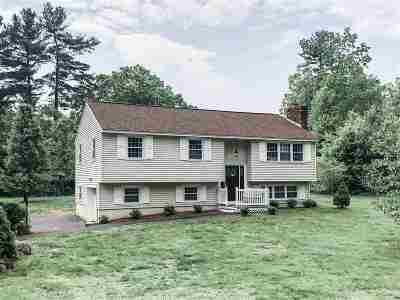 Londonderry Single Family Home For Sale: 4 Twin Isles Road