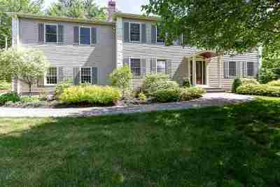 Hollis Single Family Home Active Under Contract: 152 Farley Road