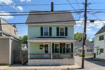 Nashua Single Family Home For Sale: 84 Ledge Street
