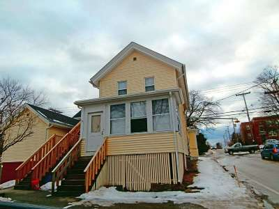 Somersworth Multi Family Home For Sale: 328 Main Street