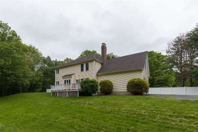 Hampton Single Family Home Active Under Contract: 463 Exeter Road