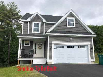 Rochester Single Family Home For Sale: Lot 17 Constitution Way