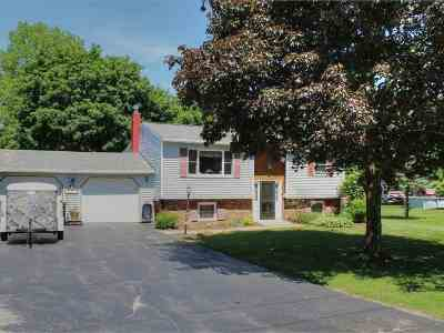 Colchester Single Family Home For Sale: 1215 Bay Road