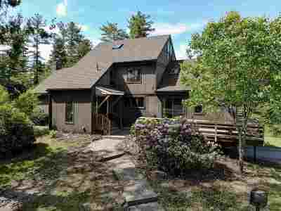 Hollis Single Family Home For Sale: 164 Pine Hill Road