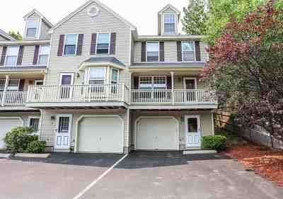Manchester Condo/Townhouse For Sale: 53 Wellington Hill Road