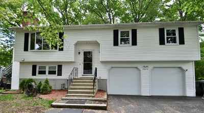 Manchester Single Family Home For Sale: 35 Lovering Street