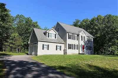 Strafford County Single Family Home For Sale: 35a Piscataqua Road