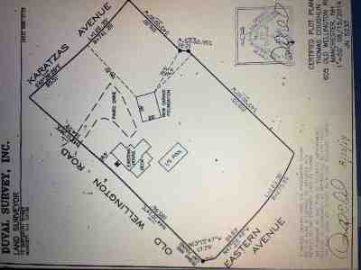 Manchester Residential Lots & Land For Sale: 605 Old Wellington Road
