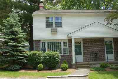 Milford Condo/Townhouse For Sale: 12 Riversedge Drive