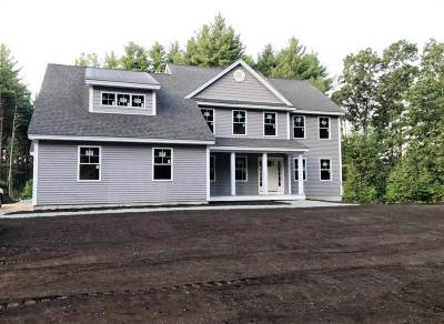 Hollis Single Family Home For Sale: Lot 3 Worcester Road #3