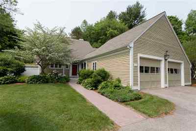 Manchester Single Family Home For Sale: 205 Straw Hill Road