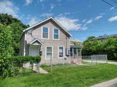 Winooski Single Family Home For Sale: 51 River Street