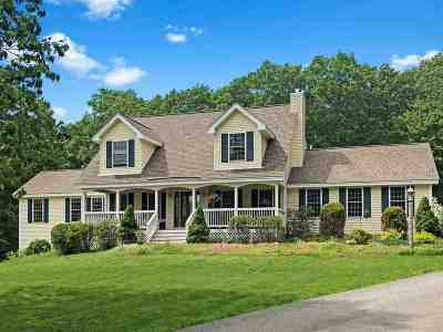 Concord Single Family Home For Sale: 10 Lamprey Lane