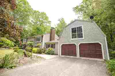 Derry Single Family Home For Sale: 13 Robin Road