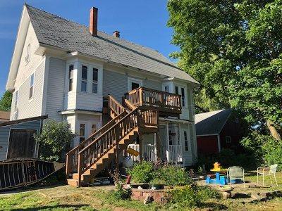 Hillsborough Multi Family Home For Sale: 59-61 Preston Street