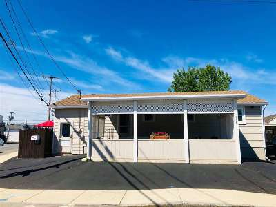 Single Family Home For Sale: 18 P Street
