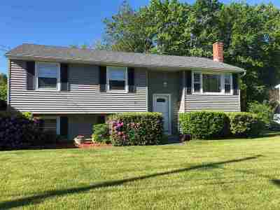 Manchester Single Family Home For Sale: 30 Dwight Street