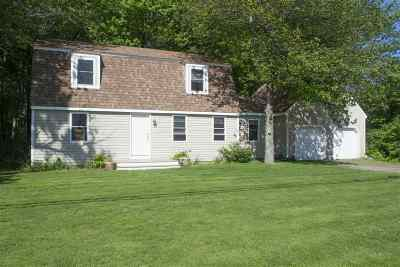 Single Family Home For Sale: 24 Tide Mill Road