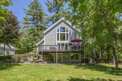 Wolfeboro Single Family Home Active Under Contract: 30 Timber Lane